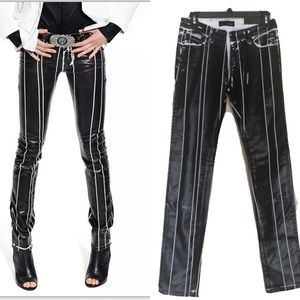 Diesel Black Gold Denim Coated Type-143 Jeans 26